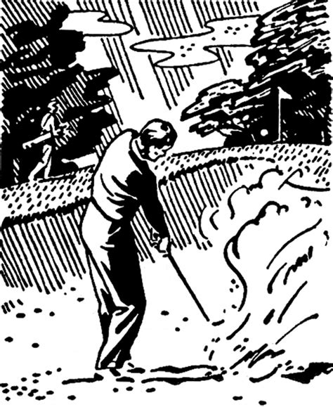 golf clipart black and white retro golf images black and white clip the