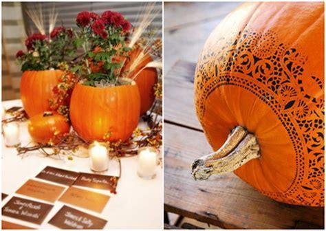 {Special Wednesday} Fall Wedding Flower Ideas Bridal