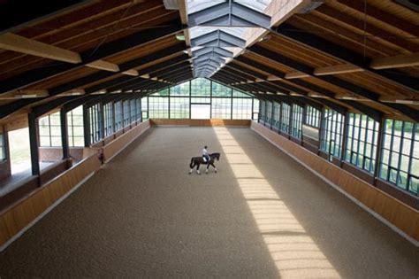 indoor school   world horse hound