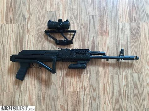 arsenal quad rail armslist for sale arsenal sam7sf 84r with quad rail