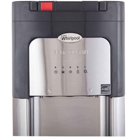 whirlpool stainless steel water cooler dispenser whirlpool water cooler dispenser manual automatic soap