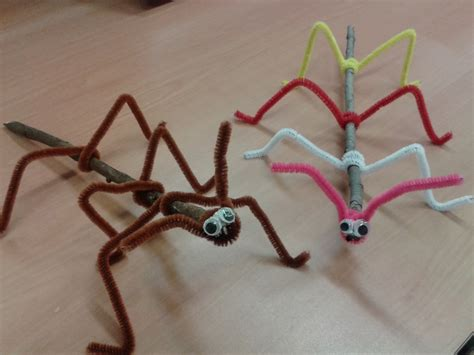 How To Make A Paper Insect - make your own stick insect science craft use