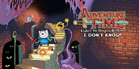 Wii U Adventure Time Explore The Dungeon Because I Dont R1 adventure time explore the dungeon because i don t wii u nintendo