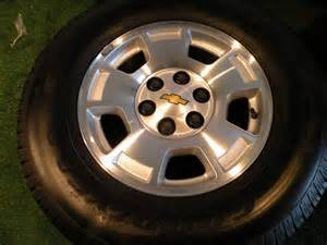 Chevy Truck Wheels Ebay 17 Quot Chevrolet Silverado Tahoe Suburban Chevy Gmc Wheels