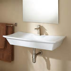 wall mount bathroom sinks marvella wall mount bathroom sink ebay
