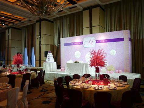 Wedding Backdrop Hong Kong by Floral Studio A Thematic Wedding Four Seasons