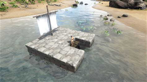 how to make a boat base in ark steam community guide xyberviri s boat building guide