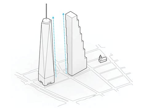 Twin Towers Floor Plans by Revealed The Inside Story Of The Last Wtc Tower S Design