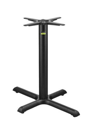 bar height table base with ring auto adjust kx2230 bar height with ring table base