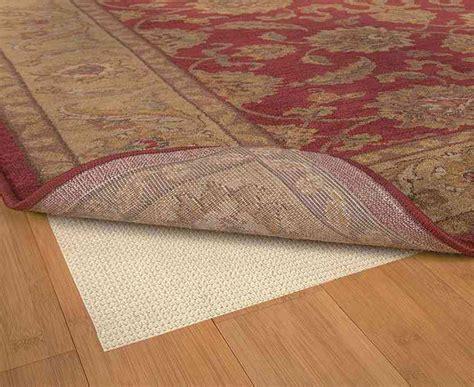 sure grip rug pad sure grip non slip pad