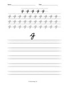 print handwriting chart gallery