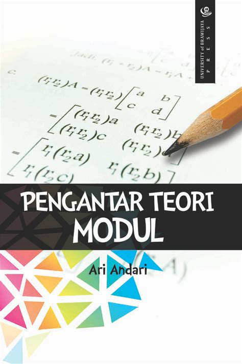 Teori Graf Marsudi Ub Press pengantar teori modul bookstore ub press