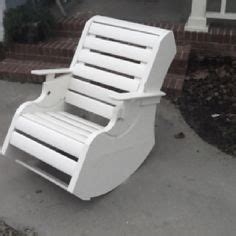 Cable Reel Rocking Chair by All About Wood Spools On Cable Spools Spool