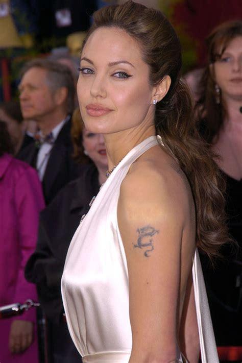 angelina jolie small dragon tattoo tattoos book 65 000