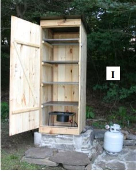 Goods Home Design How To Build A Smokehouse 12 Smokehouse Plans For Better Flavoring Cooking And