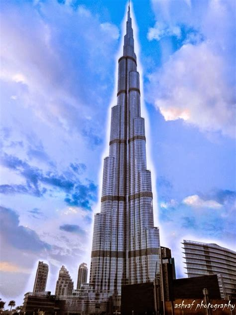 Burj Khalifa Sets New World Record World S Highest