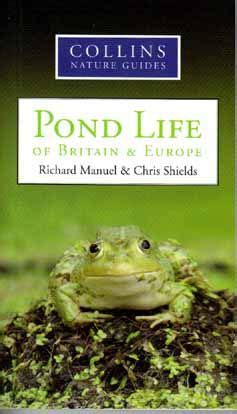 collins nature guide pond life