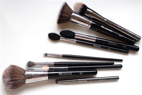 Makeup Morphe my favourite morphe brushes made up product reviews makeup tutorial