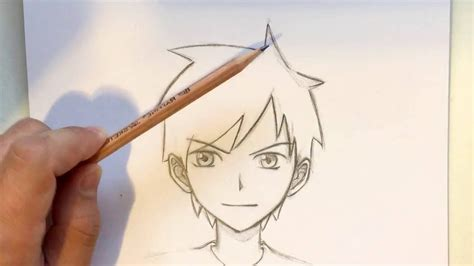 anime boy easy to draw anime boy pictures easy to draw draw anime boy easy