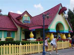 mickey s country house