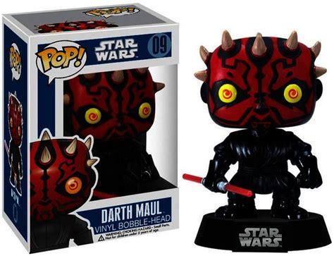 Figure Wars Darth Maul Vader Funko Bobble War funko pop wars darth maul and wars darth on