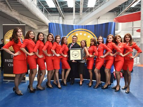 airasia skytrax airasia world chions for ninth time at skytrax edge davao