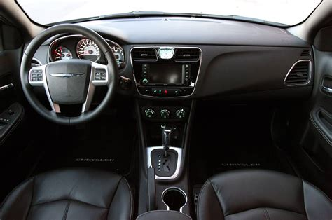 2012 Chrysler 200 Interior by 2012 Chrysler 200 Popara Mk