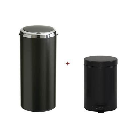 poubelle automatique cuisine poubelle de cuisine automatique 45 l poubelle salle de