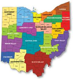 County Map Ohio by County Map Of Ohio Pictures To Pin On Pinterest