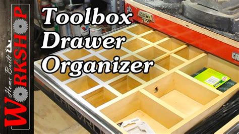 youtube organizer how to make a toolbox drawer organizer youtube