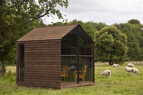 smith built shed fashion icon paul smith co designed a rotating shed that