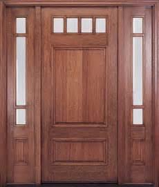 Craftsman style front doors entry doors exterior doors homestead