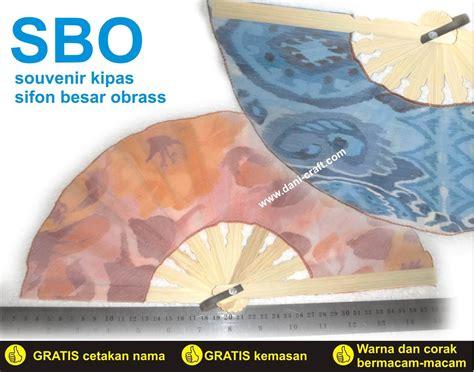 Souvenir Pernikahan Kipas Bahan Kain Sifon Ukuran 14 Cm souvenir kipas sifon besar obrass sbo souvenir pernikahan