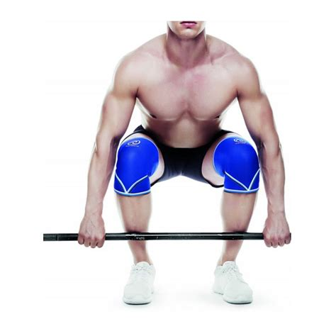 Knee Support Athlet Sport rehband original sport knee sleeve think sport