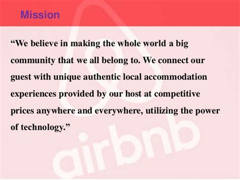 Flex Stragergic Assignment Mba by Airbnb Inc Strategic Plan 2017 2021 Mba Strategic
