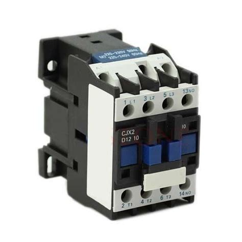 Single Phase Electric Motor Contactor Power 5 Amp Rs