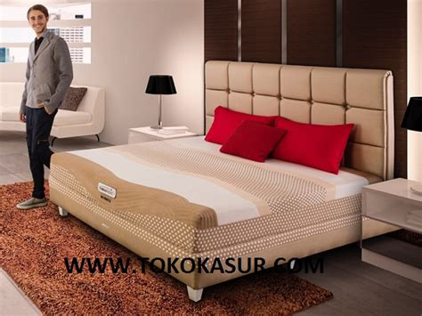 Therapedic Set Kasur Bed Buoyancy F 180 X 200 therapedic buoyancy x toko kasur bed murah simpati furniture