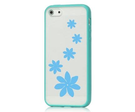 Jelly Bunny Ori iphone 5 tiare flower tahiti with mint by