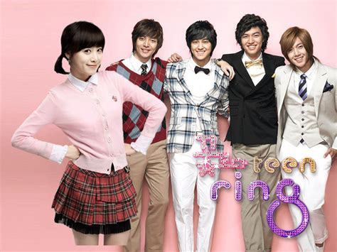 film korea bbf boys before flowers episode 3 watch korean drama online