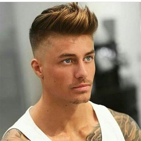 pompadour fine hair 20 hairstyles for men with thin hair