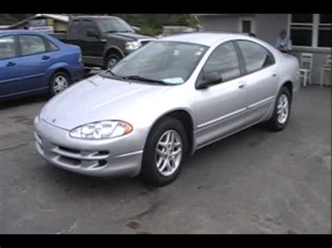 car maintenance manuals 2002 dodge intrepid electronic toll collection 2002 dodge intrepid problems online manuals and repair information