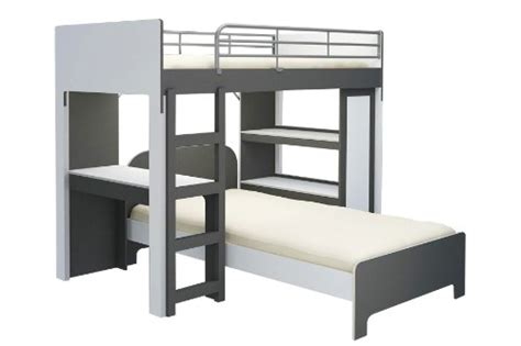 Rack Furniture Loft Bed by Cheap Rack Furniture Harvard Bunk Bed White