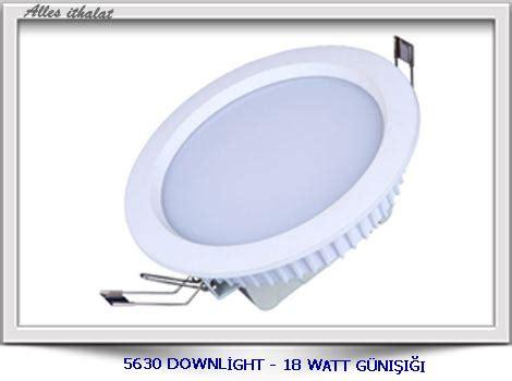 Lu Downlight 18 Watt 5630 downlight 18 watt gunisigi 2426 resim1 jpg