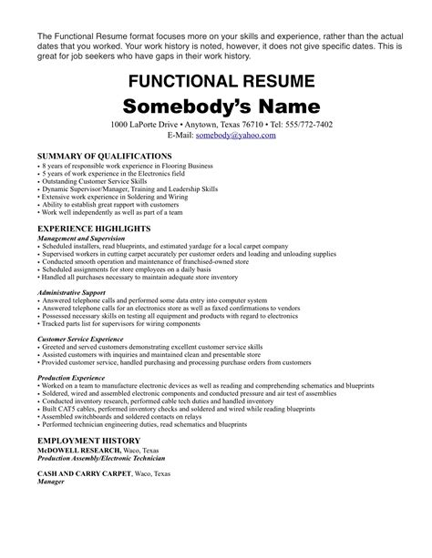 student resume for internship foodcity me
