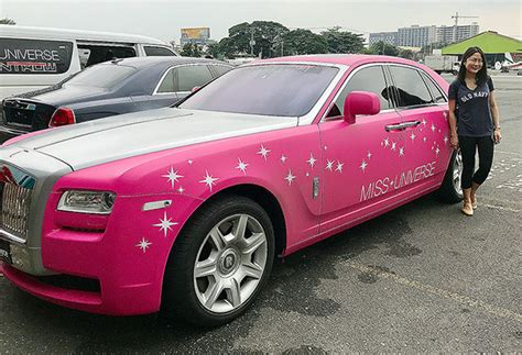 roll royce philippines miss universe rolls royce a car fit for royalty