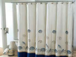 Cool Shower Curtains - most beautiful shower curtains with seashell design home interior design