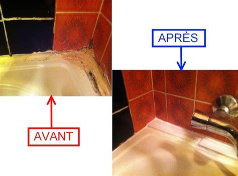 Joint Plastique Baignoire by Besoin De Faire Un Joint De Baignoire Tr 232 S Large