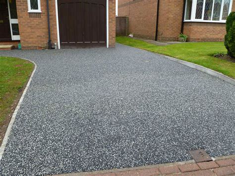 new resin bound gravel driveway surface mid kent laid portfolio archive abbey paving block paving specialists