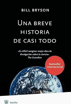 una breve historia de una breve historia de casi todo a short history of nearly everything 9788478713806 la lamentable