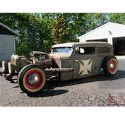1933 ESSEX RAT ROD  HOT STREET VINTAGE For Sale